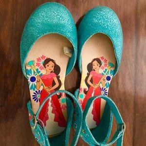 Disney Elena of Avalor Dress shoes